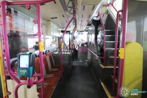 Volvo B8L (SG4003D) - Lower Deck (Mid to Front)
