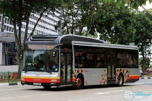 Service 807A - SBS Transit MAN A22 (SG1702P)