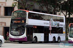 SBS Transit Volvo B9TL Wright (SBS3039X) - Service 7A