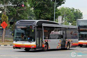 Service 851 - SBS Transit MAN A22 (SMB3077U)
