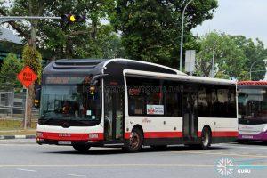 Service 852 - SBS Transit MAN A22 (SMB3096P)