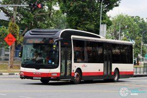 Service 851 - SBS Transit MAN A22 (SMB3098J)