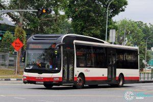 Service 851 - SBS Transit MAN A22 (SMB3099G)