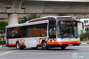 Service 807 - SBS Transit MAN NL323F (SMB3120C)