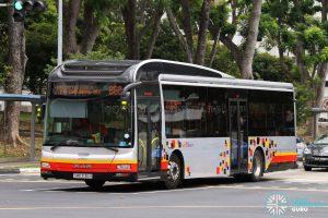 SBS Transit MAN NL323F (SMB3136H) - Service 860