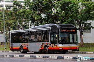 Service 804 - SBS Transit MAN A22 (SMB3141S)