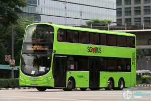 Shuttle 1 - Go-Ahead Volvo B9TL Wright (SBS3437E)