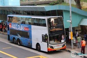 Express 15 - SMRT Alexander Dennis Enviro500 (SMB3549A)