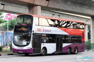 Express 13 - SBS Transit Volvo B9TL Wright (SBS3841X)