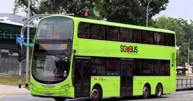 Service 851 - SBS Transit Volvo B9TL Wright (SG5040P)