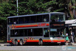 Service 965 - SMRT Buses MAN A95 (SMB5896J)