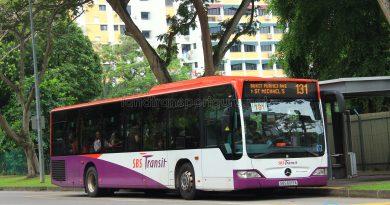 Service 131 - SBS Transit Mercedes-Benz O530 Citaro (SBS6013A)
