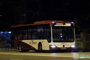 SBS Transit Mercedes-Benz Citaro (SBS6780T) - Service 200A