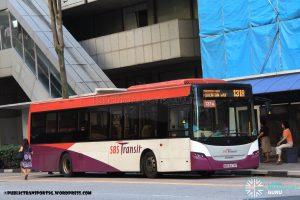 Service 131A - SBS Transit Scania K230UB Euro IV (SBS8474P)