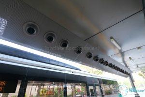 Airbitat Oasis Smart Bus Stop (Overhead Nozzles)