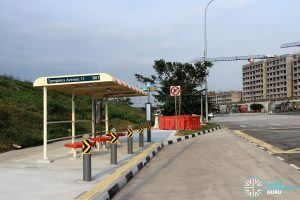 B01 Tampines Ave 11 - New bus stop for Service 68