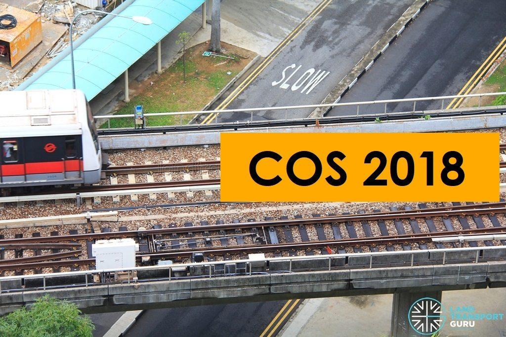 COS 2018 Stock Photo