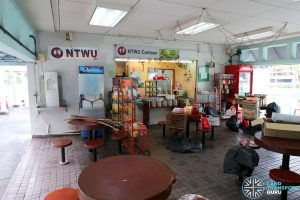 New Bridge Road Bus Terminal - NTWU Canteen