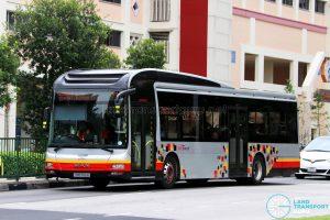 Service 71: SBS Transit MAN A22 (SMB3116R)