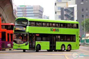 SBS Transit Volvo B8L (SG4003D) - Service 94