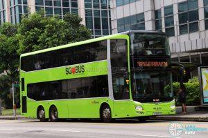 Service 7A - SBS Transit MAN A95 (SG5889H)