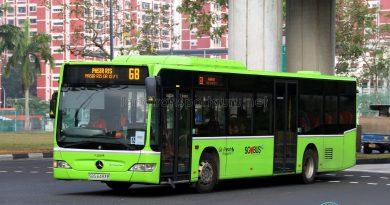Service 68: Go-Ahead Mercedes-Benz Citaro (SBS6483B)