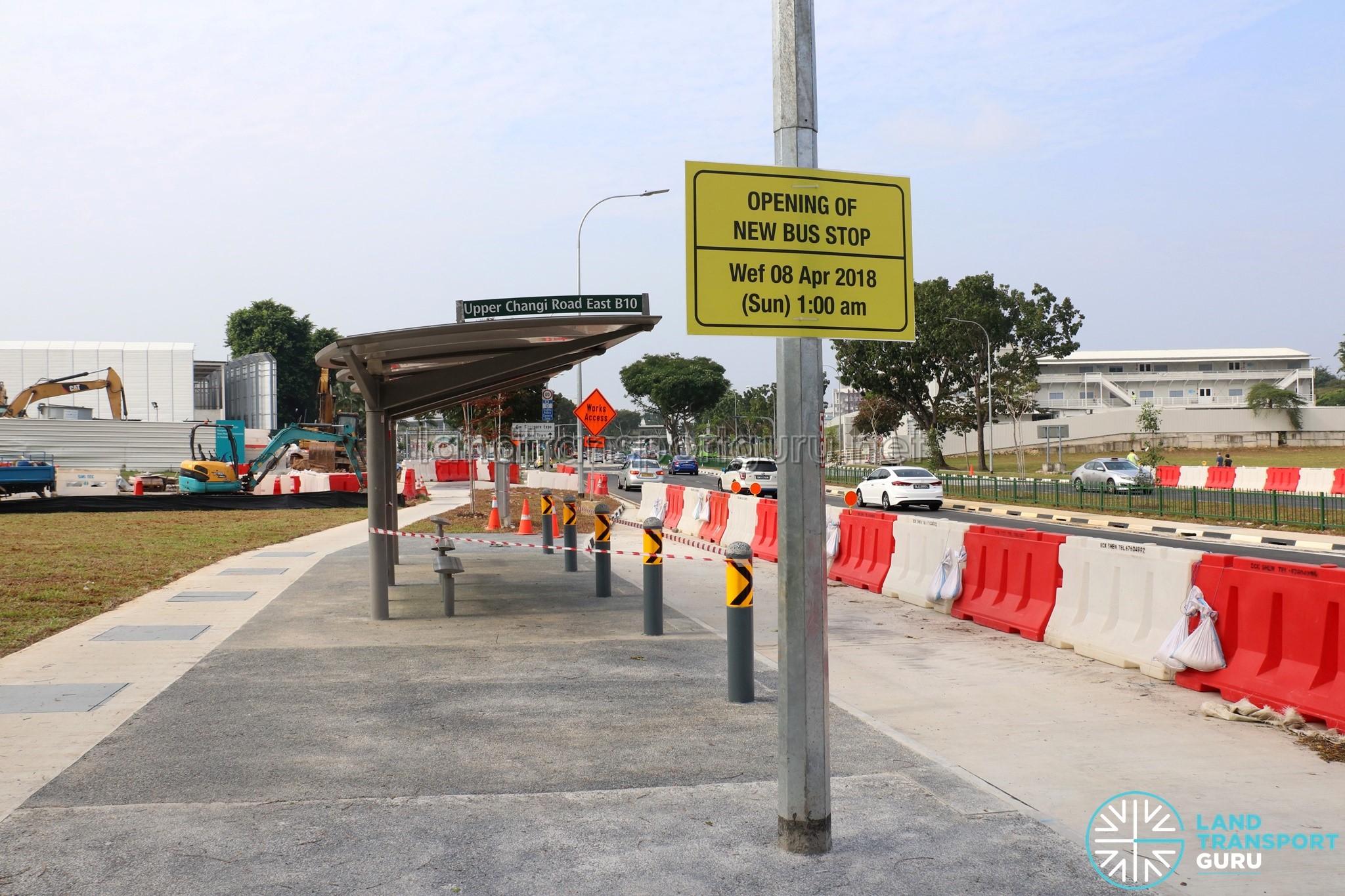 B10 Upp Changi Rd East
