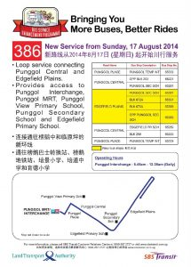 Service 386 Launch Poster
