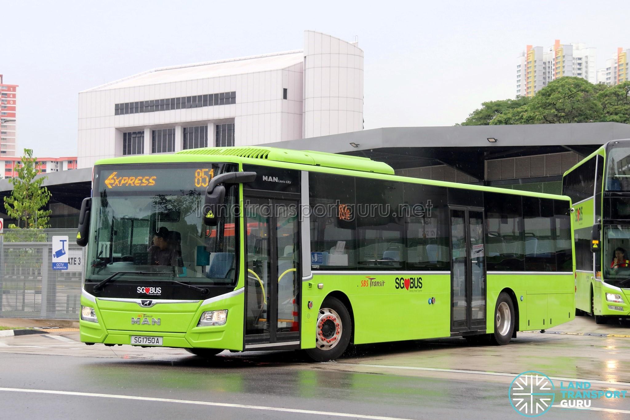 MAN A22 Euro 6 (SG1750A)