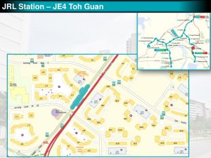 Toh Guan: JRL Station Diagram