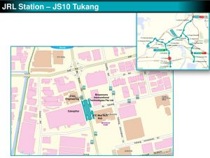 Tukang: JRL Station Diagram