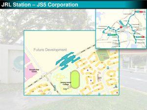 Corporation: JRL Station Diagram