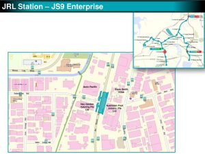 Enterprise: JRL Station Diagram