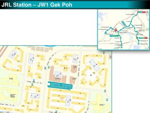 Gek Poh: JRL Station Diagram