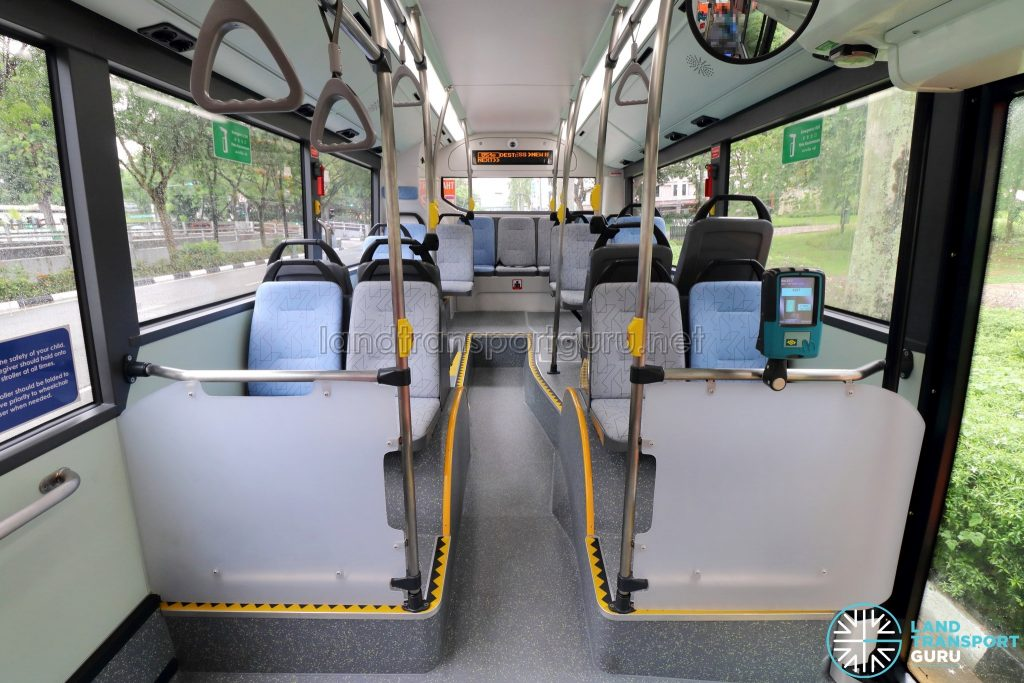 MAN A22 (Euro 6) - Interior (Mid to Rear)