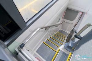 MAN A95 (Euro 6) - Staircase