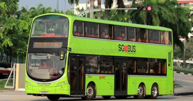 Service 901 - SMRT Buses Volvo B9TL Wright (SG5153Y)