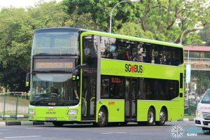 Service 903 - SMRT Buses MAN A95 (SG5804C)