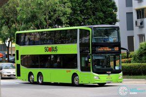 Service 920 - SMRT MAN A95 (SG5928D)