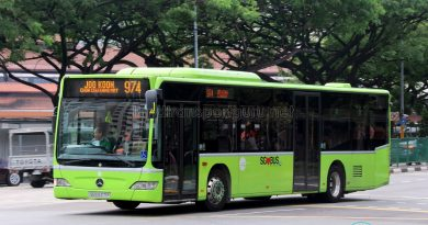 Service 974: Tower Transit Mercedes-Benz Citaro (SBS6371R)