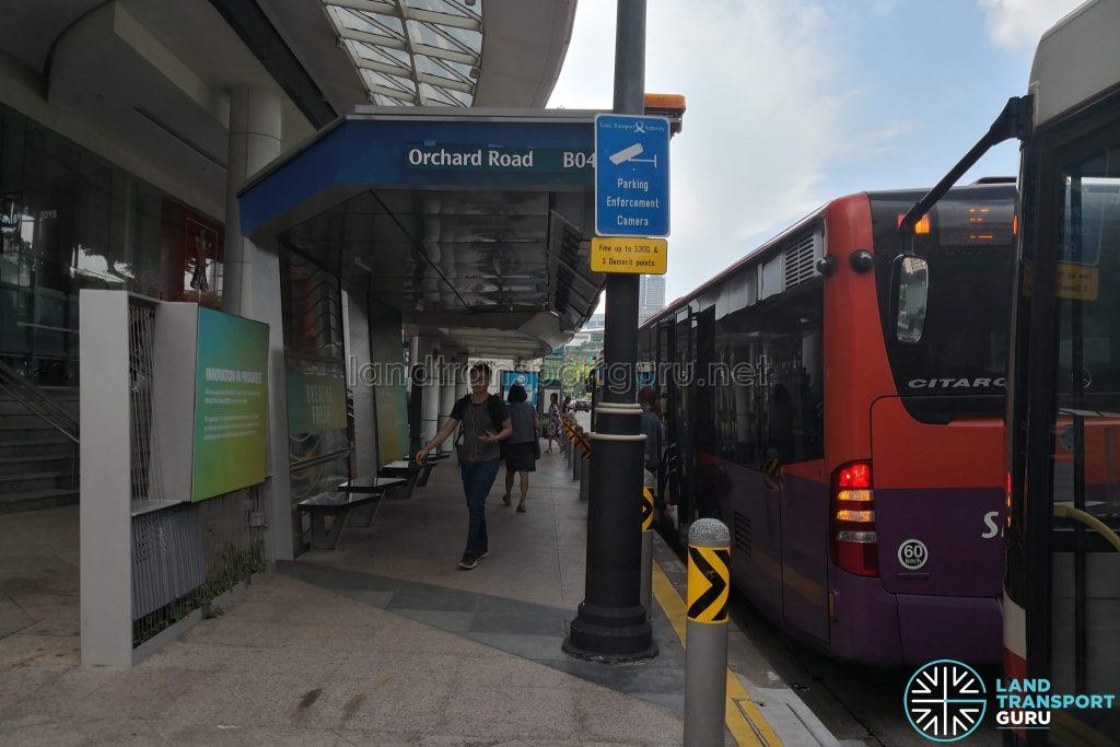 Airbitat Oasis Smart Bus Stop Works (June 2018)