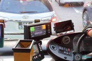I-SAW-U Driver Display (Disabled)