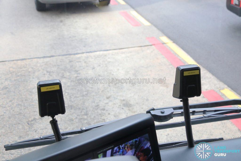 DriveSafe Front Camera