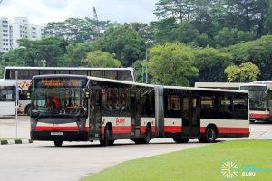 Service 859A - SMRT Buses Mercedes-Benz O405G (TIB1174H)