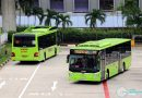 Service 991 - SMRT MAN A22 (SG1754P and SMB1376U)