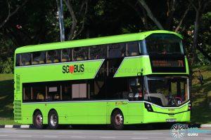 Service 71 - SBS Transit Volvo B8L (SG4003D)