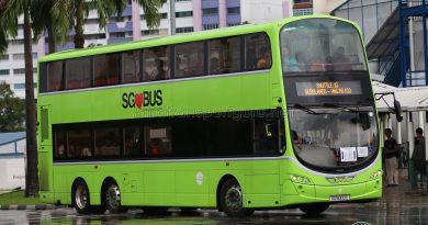 Shuttle 10 - Tower Transit Volvo B9TL (SG5000E)
