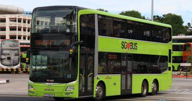 Service 151 - SBS Transit MAN A95 (SG5853K)