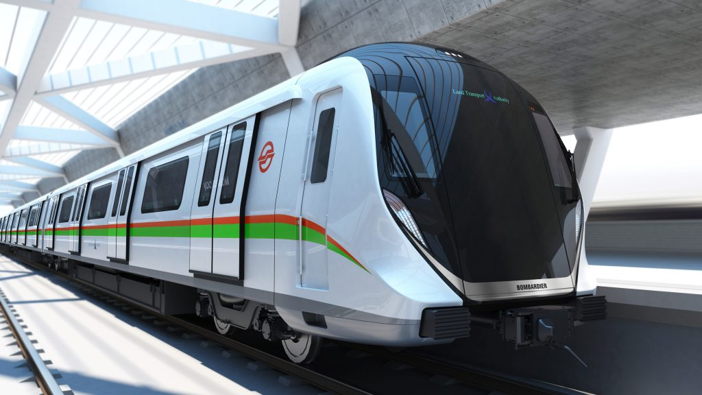 Bombardier MOVIA CR151 Exterior. Article at https://landtransportguru.net/train-cr151/.