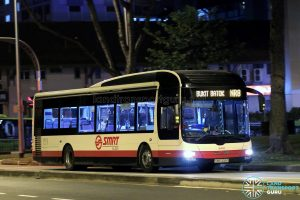 NightRider NR8 - SMRT Buses MAN A22 (SMB1309P)